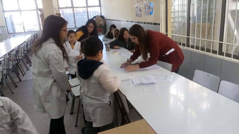 Proceso de elección Centro de Estudiantes 2019