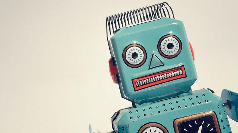 Arma tu robot con materiales reciclados